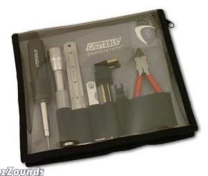 CruzTOOLS GTBAS1 GrooveTech Bass Player Tech Kit