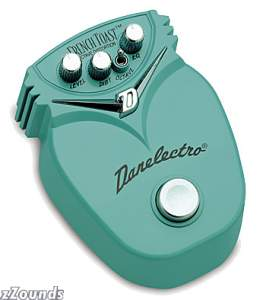 Danelectro DJ13 French Toast Octave and Distortion Pedal