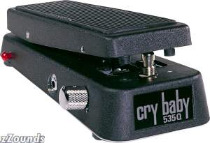 Dunlop 535Q Crybaby-Series Wah Pedal