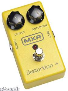 MXR M104 Distortion+ Distortion Pedal