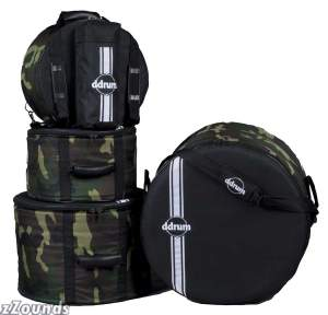 DDrum 5-Piece Bag Set For DDrum Pocket Drum Kits