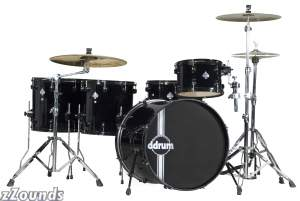 DDrum Diablo Punx 5-Piece Drum Kit