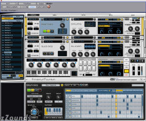 Digidesign Transfusor Virtual Instrument Software