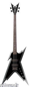 Dean Razorback RABNT Electric Bass (with Case)