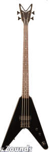 Dean V Metalman Electric Bass