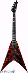 Dean VMNT Dave Mustaine Electric Guitar (With Case)