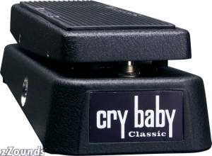 Dunlop GCB95F Crybaby Classic Fasel Wah Pedal