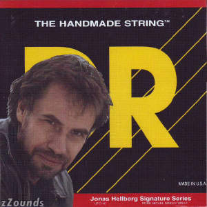 DR Strings UFO40 Jonas Hellborg Signature Electric Bass Strings