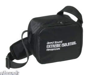 Direct Sound EXCB1 Extreme Isolation Headphones Carry Bag
