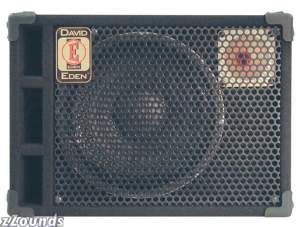 Eden D112XLT Bass Cabinet (400 Watts, 1x12 in.)