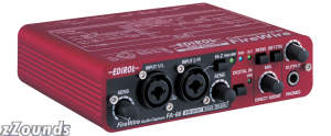Edirol FA66 Firewire Audio Interface (Windows and Macintosh)