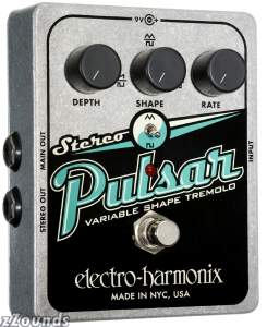 Electro-Harmonix Stereo Pulsar Tremolo Pedal
