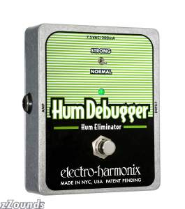 Electro-Harmonix Hum Debugger Pedal