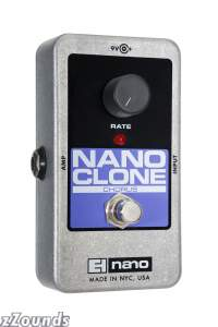 Electro-Harmonix Nano Clone Analog Chorus Pedal