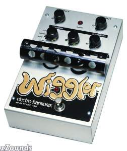 Electro-Harmonix Wiggler Tube Modulation Pedal