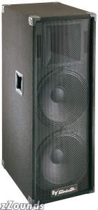 ElectroVoice ELIMII Loudspeaker (2x15 in.)