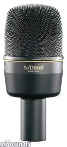 ElectroVoice ND868 Microphone