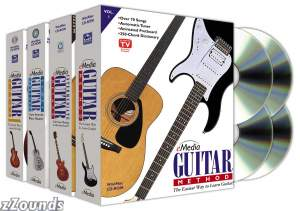 eMedia Guitar Collection Guitar Instruction Pack