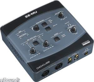 Emu 0404 USB 2.0 Audio/MIDI Interface