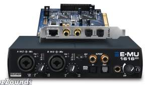 Emu 1616M PCI Digital Audio System