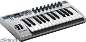 Emu Xboard 25 25-Key MIDI Controller