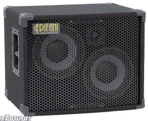 Epifani PS210 Bass Cabinet (400 Watts, 2x10 in.)