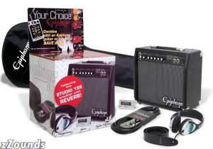 Epiphone All Access Electric Guitar Accessory Package