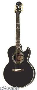 Epiphone PR5E Compact Jumbo Cutaway Acoustic-Electric Guitar
