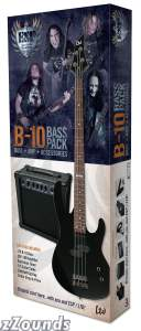 ESP LTD B10 Electric Bass Package