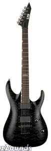 ESP LTD MH401QMNT Electric Guitar