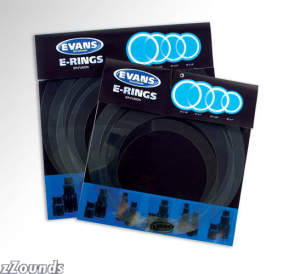 Evans ERSNARE E-Rings Snare Overtone Ring Pack