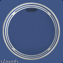 Evans EC2 Clear Edge Control Drumhead