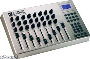 Evolution UC33e MIDI Control Surface