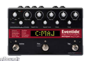 Eventide PitchFactor Harmonizer Delay Pedal
