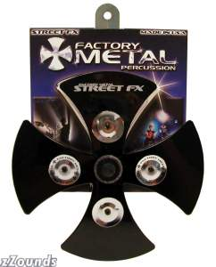 Factory Metal Street FX Celtic Bell