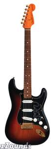 Fender Stevie Ray Vaughan Stratocaster (Pao Ferro, with Case)