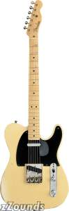 Fender Custom Shop Time Machine '51 NoCaster Relic Electric Guitar (with Case)