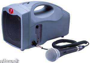 Fender P10 Personal Sound System with Wired Microphone
