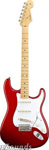 Fender Vintage Hot Rod 57 Stratocaster Electric Guitar (Maple, with Case)