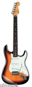 Fender American Deluxe Stratocaster Electric Guitar (Rosewood, with Case)