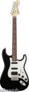 Fender Highway One Stratocaster HSS Electric Guitar (Rosewood, with Gig Bag)