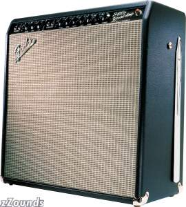 Fender Vintage Reissue '65 Super Reverb Guitar Combo Amplifier (40 Watts, 4x10 in.)