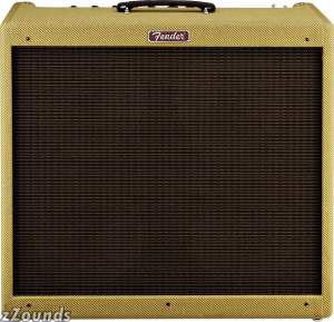 Fender Blues DeVille Reissue Guitar Combo Amplifier (60 Watts, 4x10 in.)