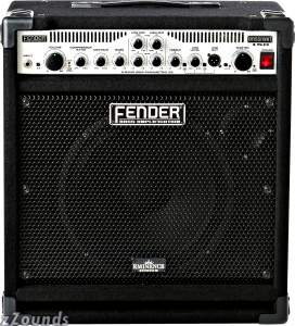 Fender Bassman 150 Bass Combo Amplifier (150 Watts, 1x12 in.)