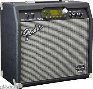 Fender G-DEC 30 Guitar Digital Entertainment Center Guitar Combo Amplifier (30 Watts, 1x10 in.)