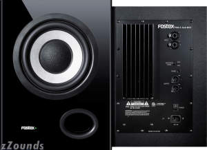 Fostex PM05SUBMKII Active Studio Monitor Subwoofer