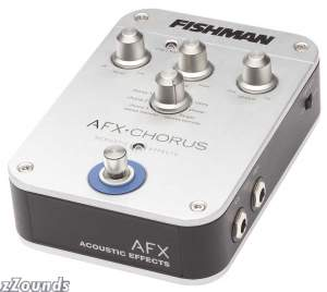 Fishman AFX Chorus Acoustic Guitar Pedal
