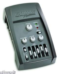 Fishman Pro EQ Platinum Acoustic Guitar Preamp