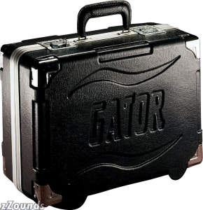 Gator GM15 Deluxe 15 Microphone ATA Case
