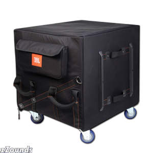 Gator JBLSUB18T Rolling Speaker Bag for EON18